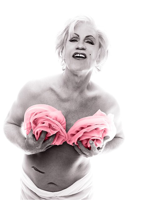 Sandro Miller, Bert Stern : Marilyn in Pink Roses (from The Last Session, 1962), 2014