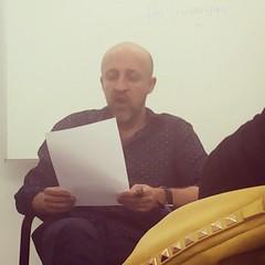Professor Carpi e suas aulas inesquecíveis #BlogAuroradeCinemaCarpinejariando @fabriciocarpinejar