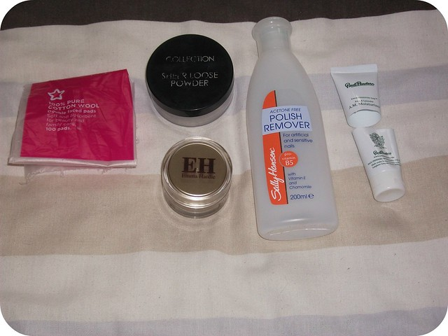Sept Empties
