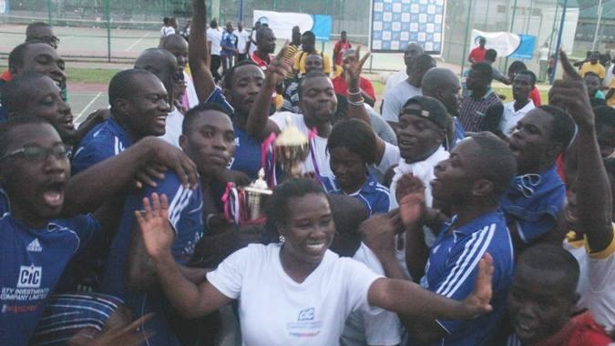 CITI FM's Business Olympics