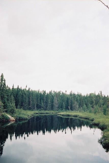 One Island Lake