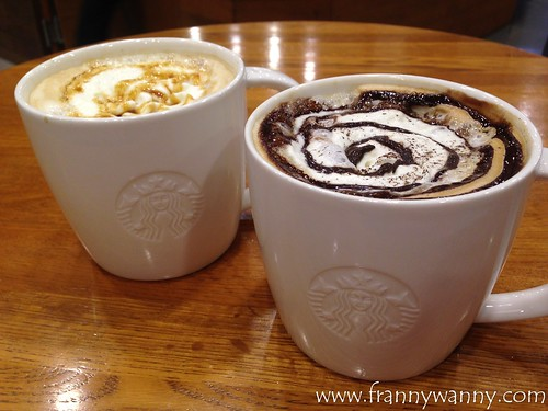 starbucks latte 2