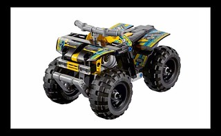 LEGO Technic 2015 : 42034 Quad Bike