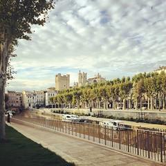 Canal de la Robine à #Narbonne #aude #languedoc #igersmontpellier