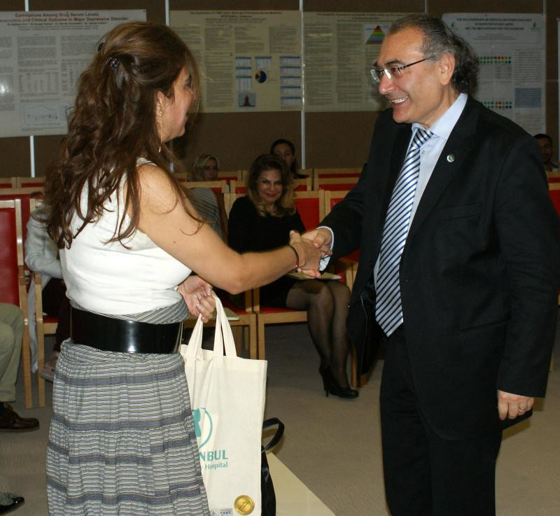 Prof. Dr. Ayşegül Yıldız Multidisipliner Bilimsel Eğitim Toplantılarının konuğu oldu