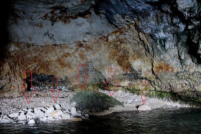 grotta palazzese crollo polignano
