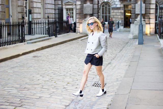Sarah from Framboise Fashion