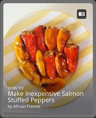How to Make Inexpensive Salmon Stuffed Peppers cov…