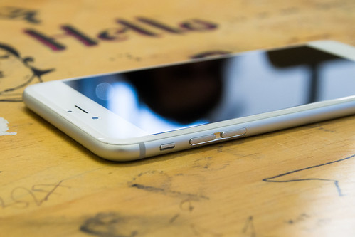 iPhone 6+ Curved Glass
