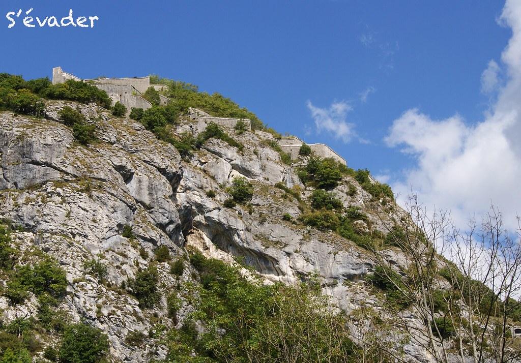 Le fort sur la montagne