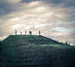 People on the Hill