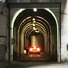 #arches #car #tunnel #london
