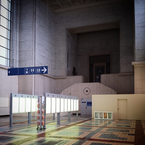 'North station' - #Brussels #belgium 2014 #northstation #public #transport #architecture #photography #samsung