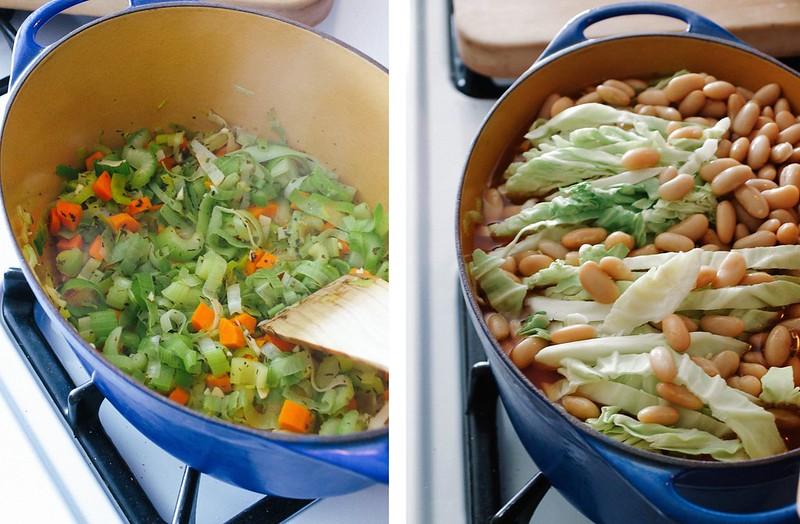 cabbage soup vegetarian sweet potato