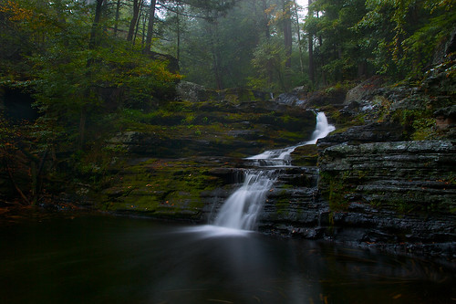 park longexposure autumn fall nature weather forest landscape waterfall george factory pennsylvania falls childs delawarewatergap dwg childspark
