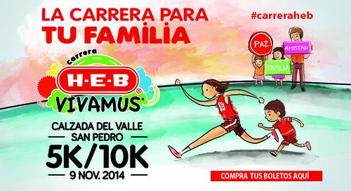 Carrera Vivamus HEB 2014