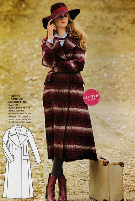 Burda-2014-October Fabulous Long Jacket