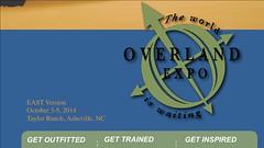 Overland expo east