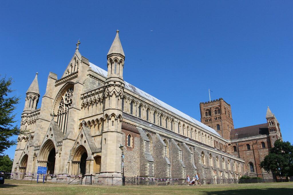 St Albans 대성당