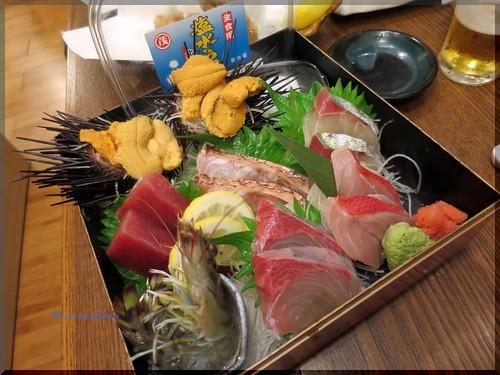 Photo:2014-09-30_T@ka.の食べ飲み歩きメモ(ブログ版)_【神田】俺の魚を食ってみろ!神田南(居酒屋)俺って誰?(笑 でもしっかり魚頂きました!_09 By:logtaka