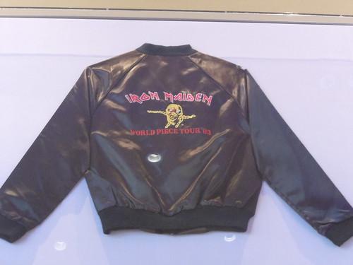 10/03/14 Hard Rock Cafe @ Mall of America, Bloomington, MN (Iron Maiden Tour Jacket)