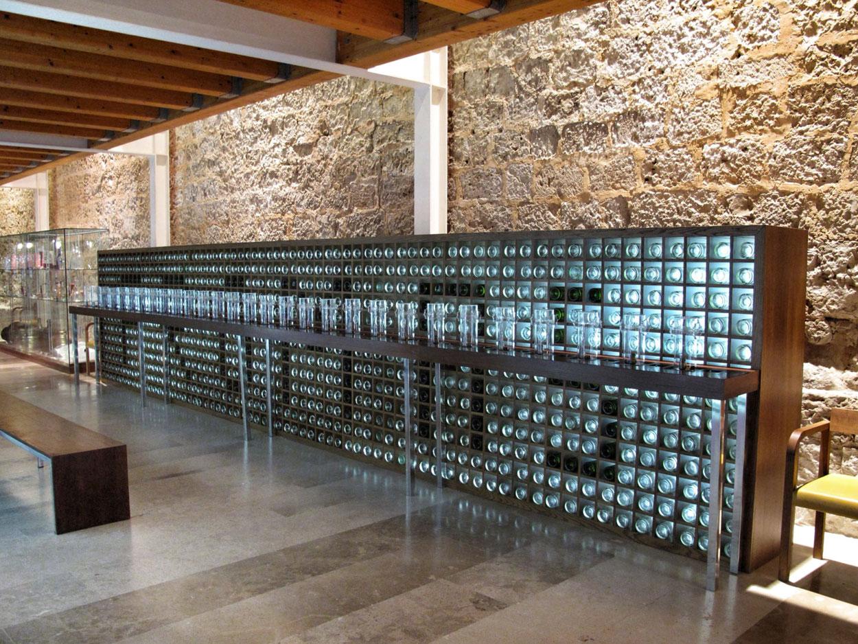 reharq_museo provincial del vino_peñafiel_exposicion_aromas
