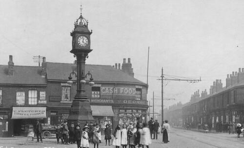 2 Hastings Clock Rotherham