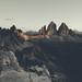The three peaks of Lavaredo by Weisimel