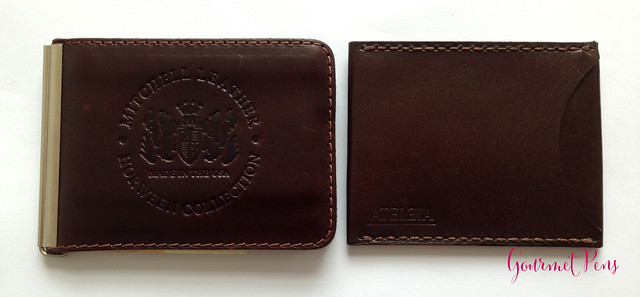 Review: ATELEIA Leather Wallet - Dark Brown @ATELEIACraft