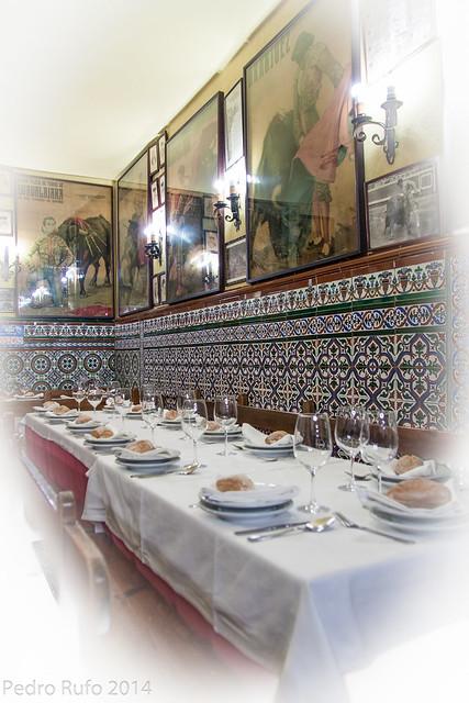 Restaurantes Centenarios de Madrid - Malacatín 1