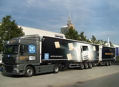 """DAF XF 105.460 """"Innovation Truck"""" ..."""