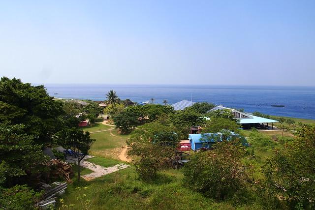 沙瑪基露營區;攝影:李育琴。