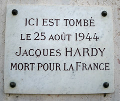 Photo of Marble plaque № 31779