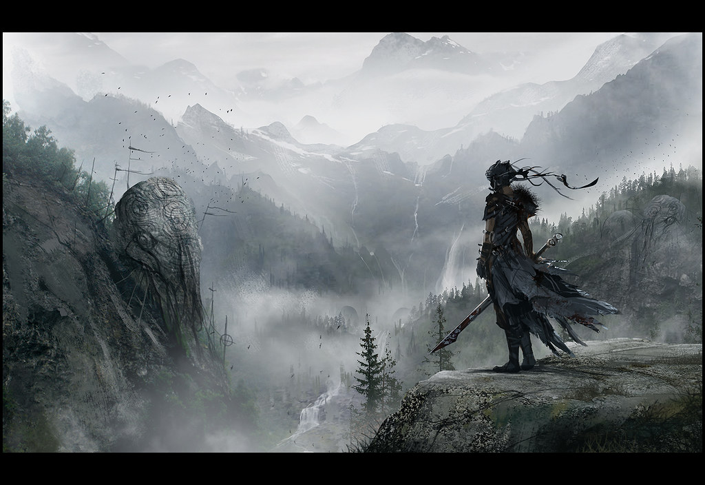Hellblade on PS4