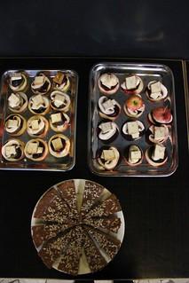 Veganská večeře - svačinová 28. 9. 2014