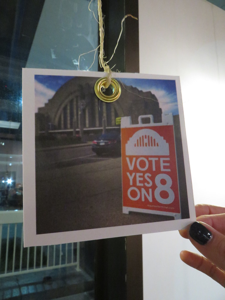 #YESon8 Action Center