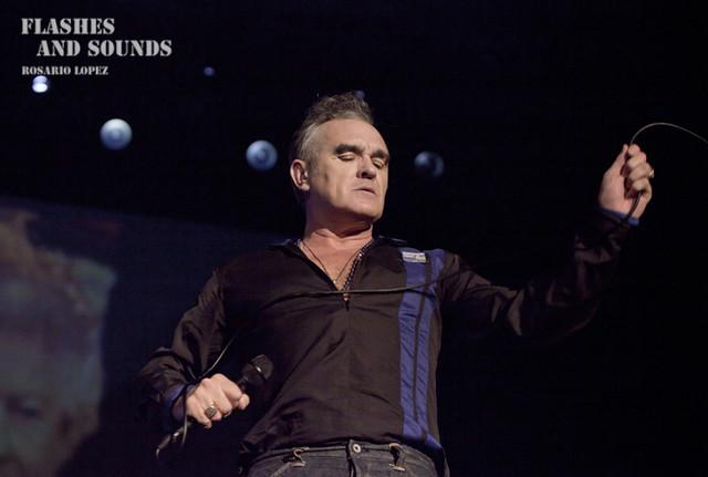 Morrissey en Barcelona
