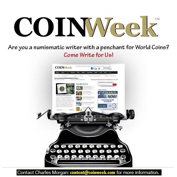 CoinWeek E-Sylum ad02
