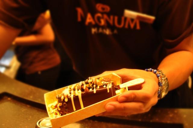 Magnum Ice Cream Bar Experience