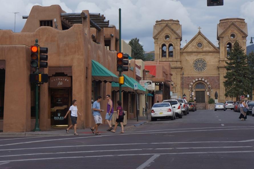 Nouveau-Mexique - Santa Fe