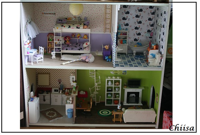 [Vds]Dioramas, mobiliers, rements ... Remise Ldoll possible 15328178097_654728b2c3_z