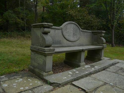The Wilberforce Bench, Keston