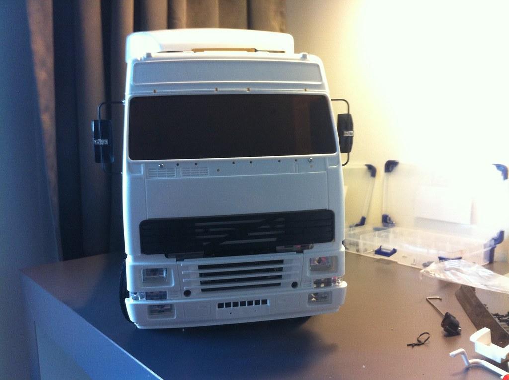 Otra sueca en Luxemburgo: esta vez un Volvo FH12 15353070242_70ac96f49c_b