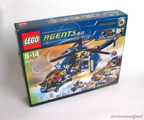 Gimme Lego Double Agent