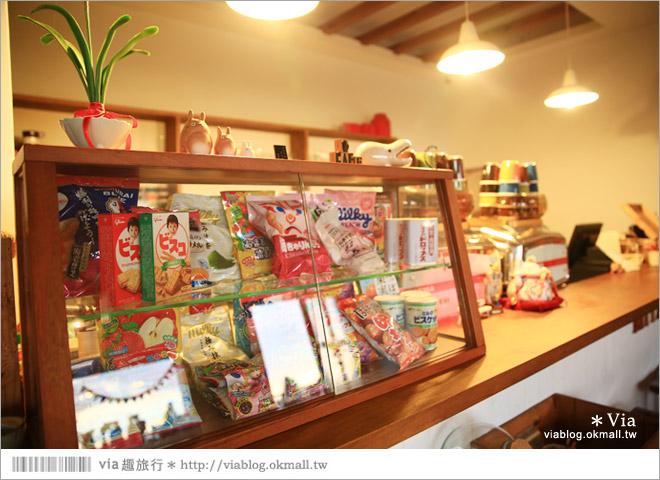 【台中夜景餐廳推薦】台中龍貓夜景~MITAKA 3e Cafe◎大推薦的台中約會地點♥ 24