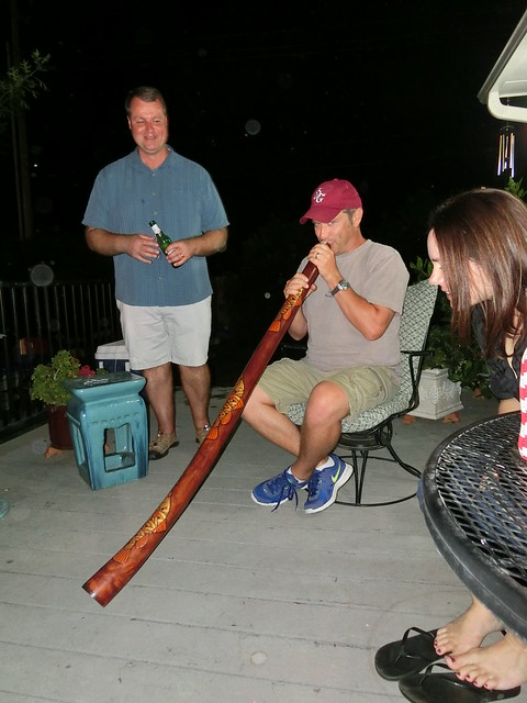 Scott and the Didgeridoo