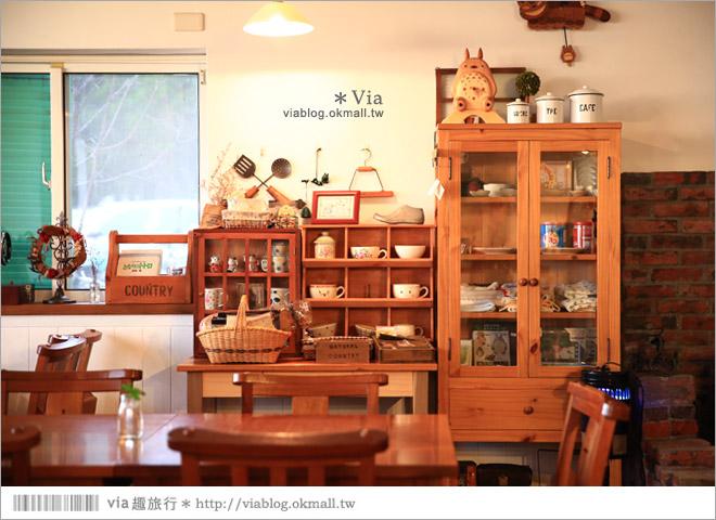 【台中夜景餐廳推薦】台中龍貓夜景~MITAKA 3e Cafe◎大推薦的台中約會地點♥ 29