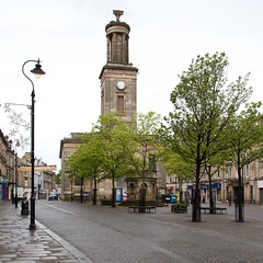 Elgin - St Giles Church