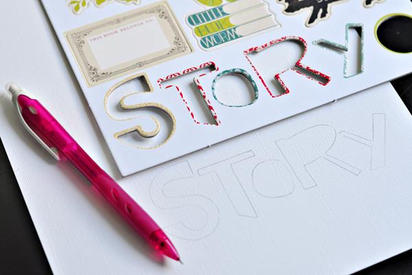Eid Story - process