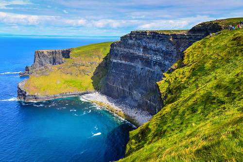 ocean county ireland sea terrain irish cliff mountain west water landscape bay coast landscapes claire rocks europe clare with top north rocky eu an irland eire cliffs na atlantic co limestone westcoast moher irlanda irlande éire aillte poblacht airlann mhothair héireann